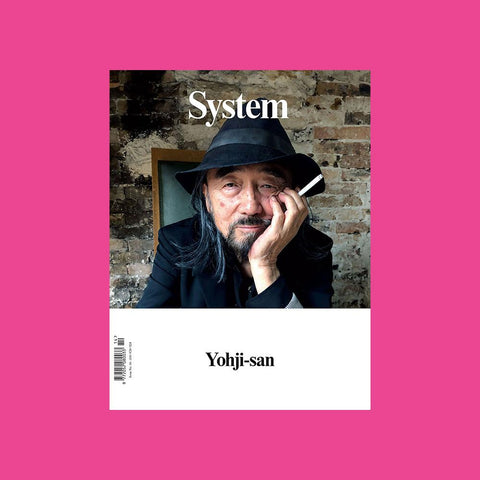 System Magazine Issue 14 - GUDBERG NERGER Shop