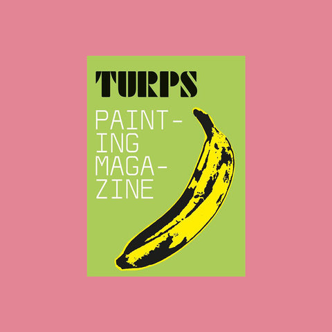 Turps Painting Magazine Issue 21 – GUDBERG NERGER
