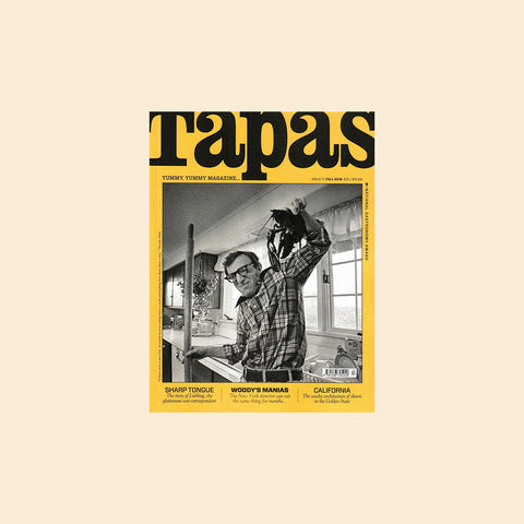 Tapas Magazine Issue 17 - buy at GUDBERG NERGER Shop