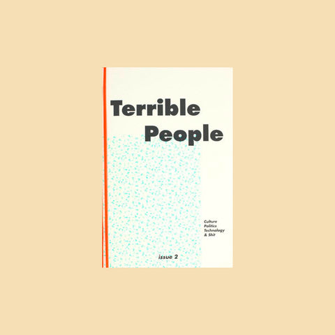 Terrible People Issue 2 – buy at GUDBERG NERGER Shop