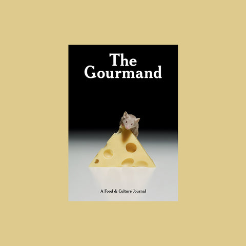 The Gourmand Issue 12 – buy at GUDBERG NERGER Shop