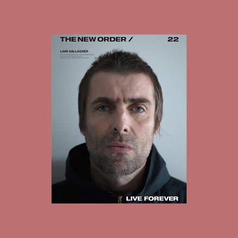 The New Order Volume 22 'Live Forever ' - GUDBERG NERGER Shop