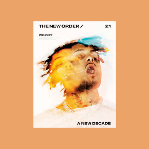 The New Order Volume 21 'A New Decade' - GUDERG NERGER Shop