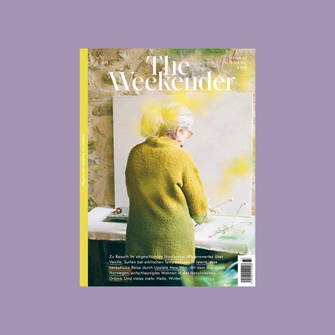 The Weekender Issue 33 – GUDBERG NERGER Shop
