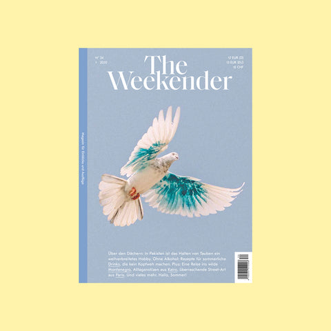 The Weekender #34 – Deutsche Ausgabe – GUDBERG NERGER