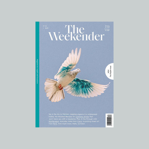 The Weekender #34 – English Issue – GUDBERG NERGER
