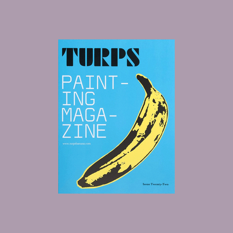 Turps Painting Magazine Issue 22 – GUDBERG NERGER