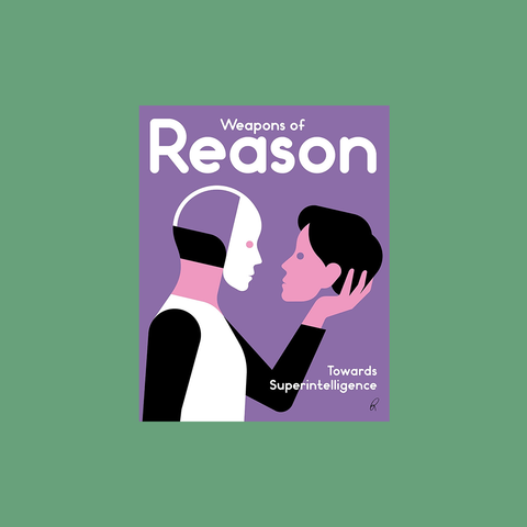 Weapons of Reason Issue 6 – AI – buy at GUDBERG NERGER Shop