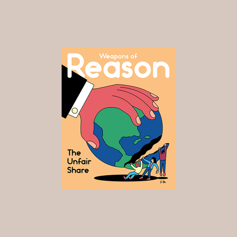 Weapons of Reason Issue 7 – Inequality – buy at GUDBERG NERGER Shop