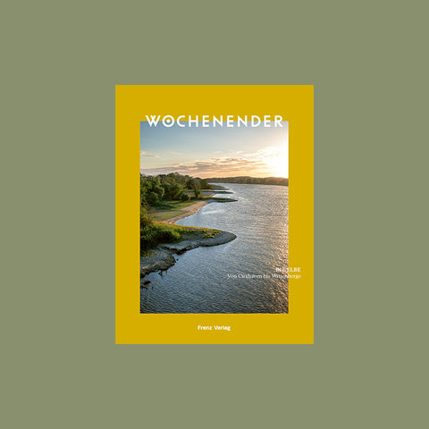 Wochenender – Die Elbe – buy at GUDBERG NERGER Shop