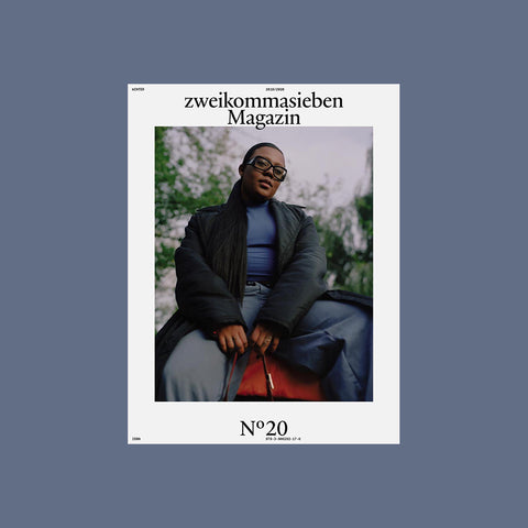 ZKS zweikommasieben Magazin #20 – buy at GUDBERG NERGER Shop