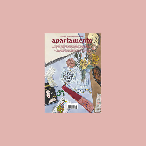 Apartamento Issue #22 – buy at GUDBERG NERGER Shop