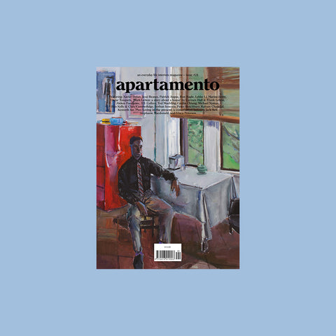 Apartamento Issue #24 – buy at GUDBERG NERGER Shop