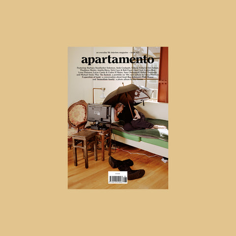 Apartamento Issue #25 – buy at GUDBERG NERGER Shop