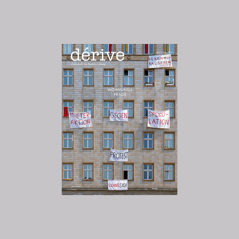 dérive 77 – Wohnungsfrage – buy at GUDBERG NERGER Shop