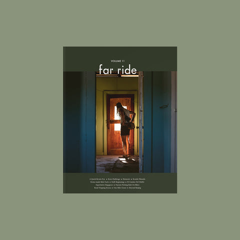 far ride magazine issue 11 - buy at GUDBERG NERGER shop