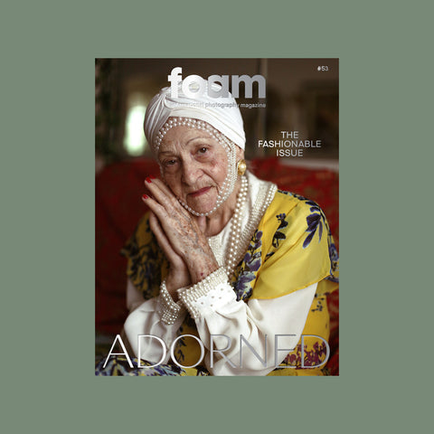 Foam Magazine #53 – Adorned The Fashionable Issue – GUDBERG NERGER