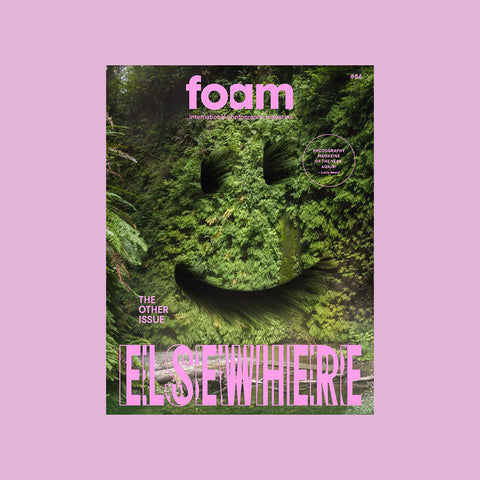 Foam Magazine #56 – Elsewhere! The Other Issue – GUDBERG NERGER