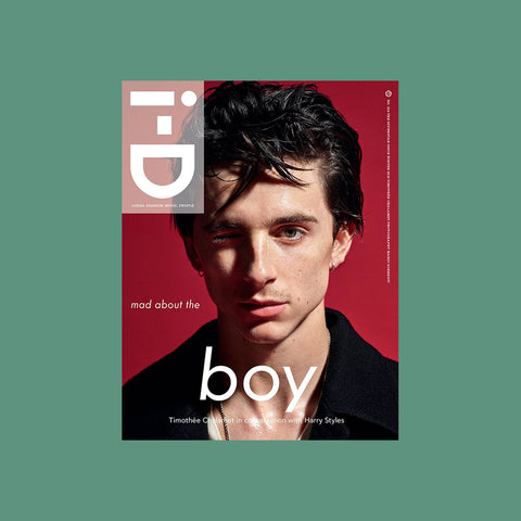 i-D No. 354 – The Superstar Issue – GUDBERG NERGER