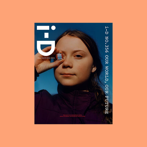 i-D No. 356 – The Voice of a Generation Issue – GUDBERG NERGER
