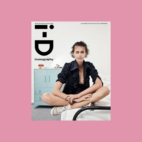 i-D No. 359 – The Icons and Idols Issue – Kaia Gerber Cover – GUDBERG NERGER