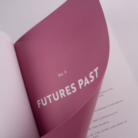 Eaten Magazine Volume 6: Futures Past - buy at GUDBERG NERGER Shop