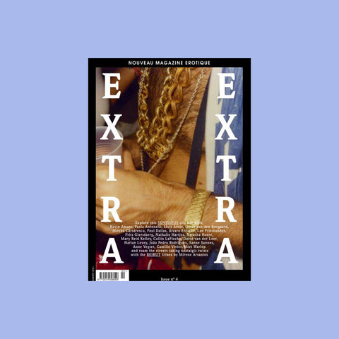 Extra Extra Issue 4 – GUDBERG NERGER