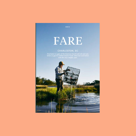 Fare Magazine – Issue 3: Charleston
