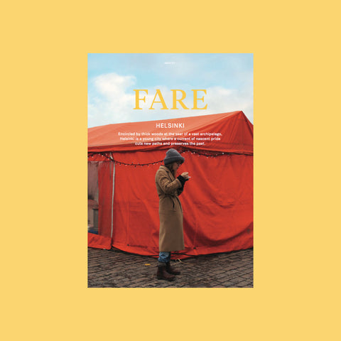 Fare Magazine – Issue 2: Helsinki