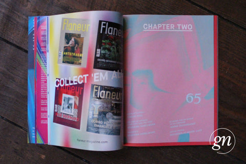 Flaneur Magazine Issue 05 – Athens