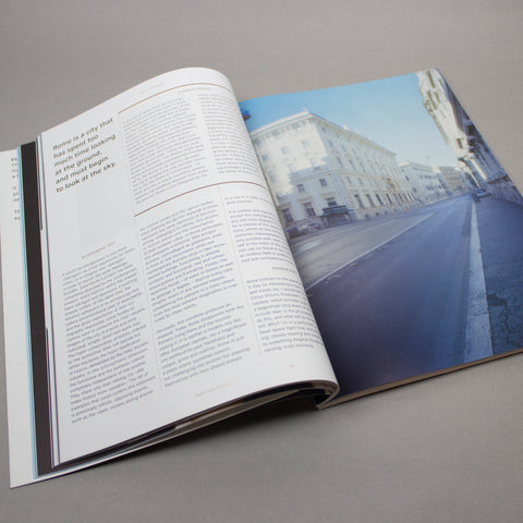 Flaneur Magazine Issue 04 – Rome