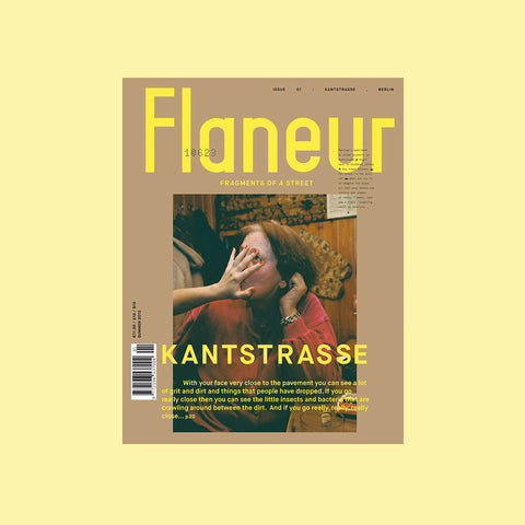 Flaneur Magazine Issue 01 – Berlin