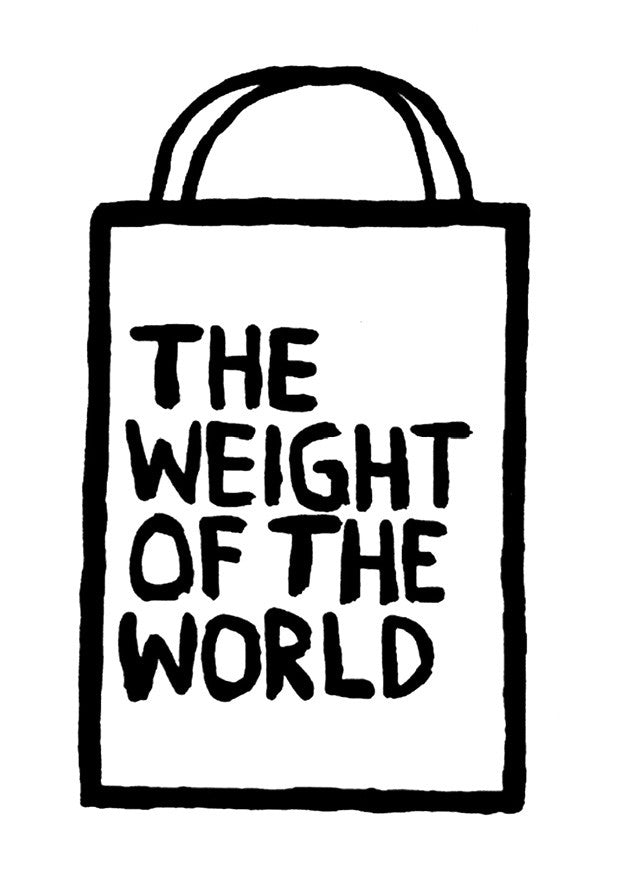 "Uwe Lewitzky Original – ""The Weight"""