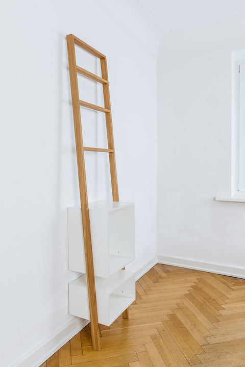 Ladder shelf brecht