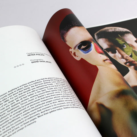 A Magazine No. 19: Curated by Kim Jones – GUDBERG NERGER
