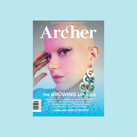 Archer Magazine #14 – The Growing Up Issue – GUDBERG NERGER Shop