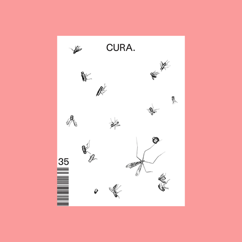 Cura Magazine Issue 35 – The Changing World – GUDBERG NERGER