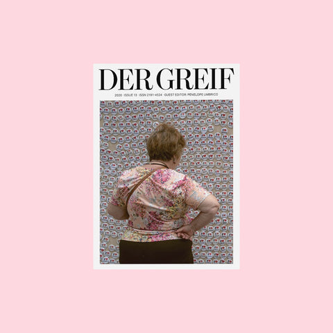 Der Greif Issue 13 – buy at GUDBERG NERGER Shop