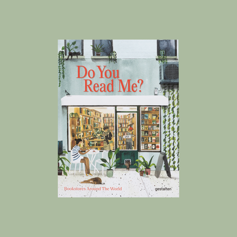 Do You Read Me? – Bookstores Around The World – GUDBERG NERGER