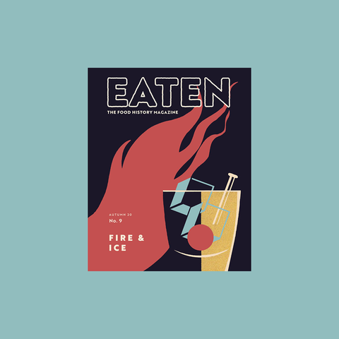 Eaten Magazine Volume 9: Fire & Ice – buy at GUDBERG NERGER