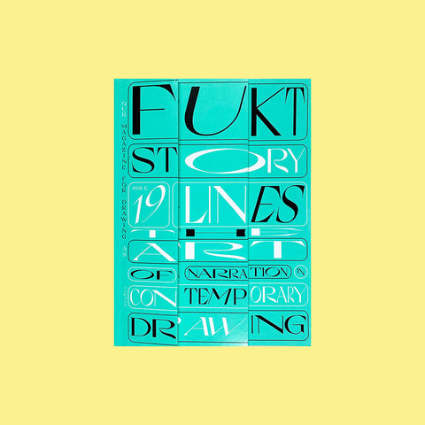 Fukt Magazine No. 19 – The Storylines Issue - GUDBERG NERGER