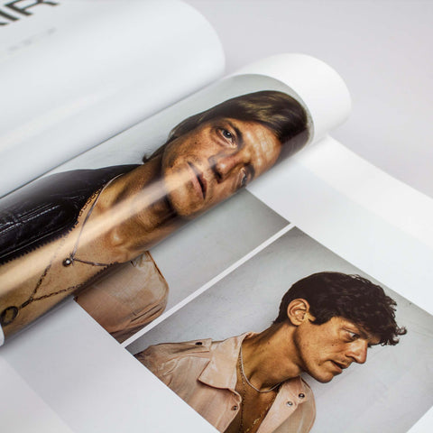 Fantastic Man Issue 32 – On Hair – buy at GUDBERG NERGER Shop