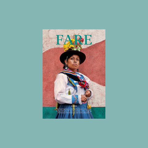 Fare Magazine – Issue 8: Lima – GUDBERG NERGER