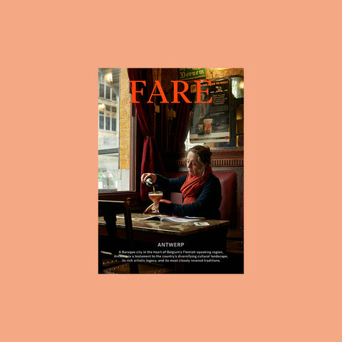 Fare Magazine – Issue 7: Antwerp – GUDBERG NERGER