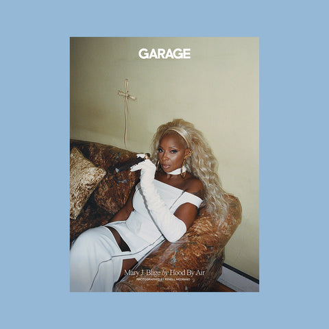 Garage Magazine Issue 19 – Chaos/Community – Mary J. Blige Cover – GUDBERG NERGER