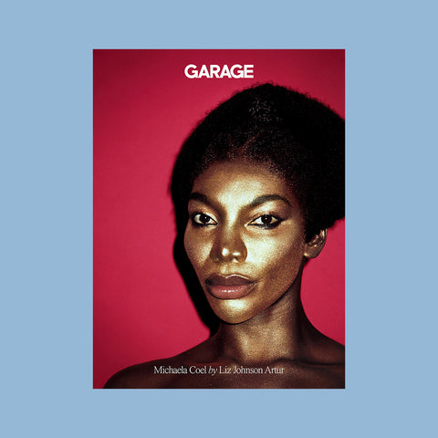 Garage Magazine Issue 19 – Chaos/Community – Michaela Coel Cover – GUDBERG NERGER