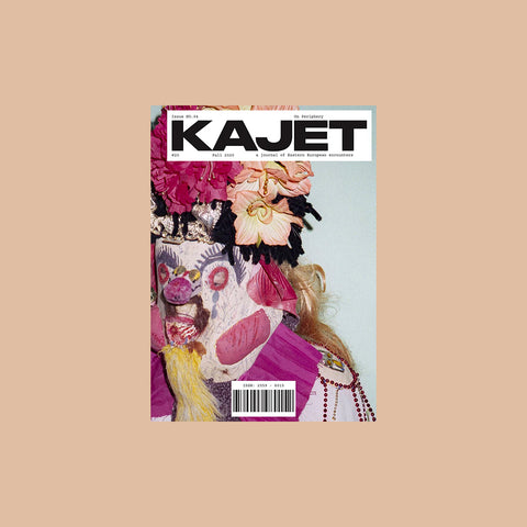 KAJET Journal No. 04 – On Periphery – GUDBERG NERGER Shop