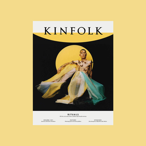 Kinfolk 38 – The Rituals Issue