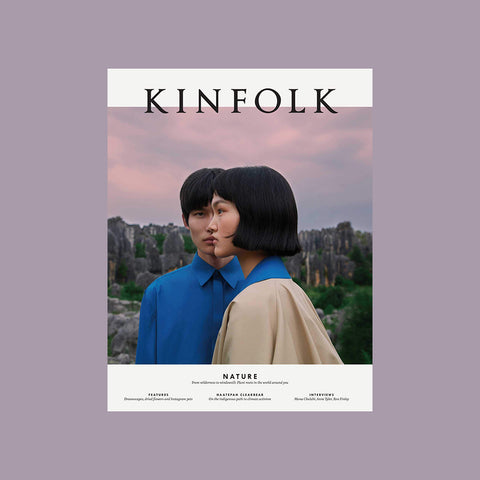 Kinfolk 37 – The Nature Issue – buy at GUDBERG NERGER Shop