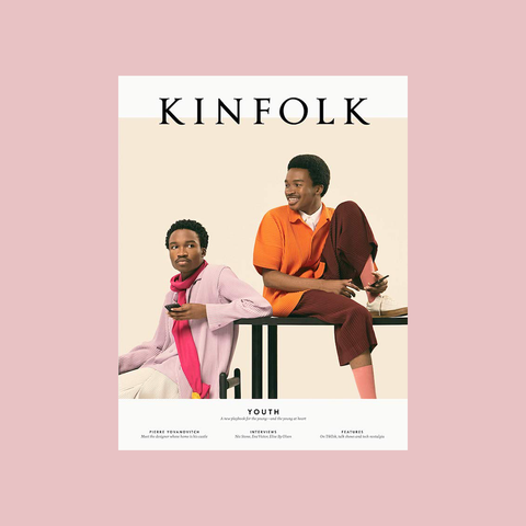 Kinfolk 39 – The Youth Issue – buy at GUDBERG NERGER Shop